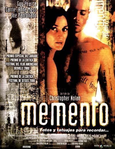 amnesia nel cinema