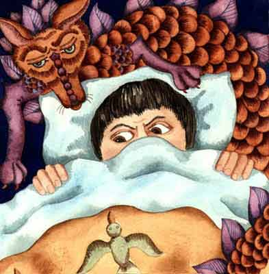 Oneirofobia, somnifobia, paura di dormire