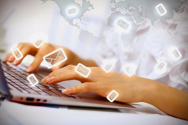 email formale di lavoro
