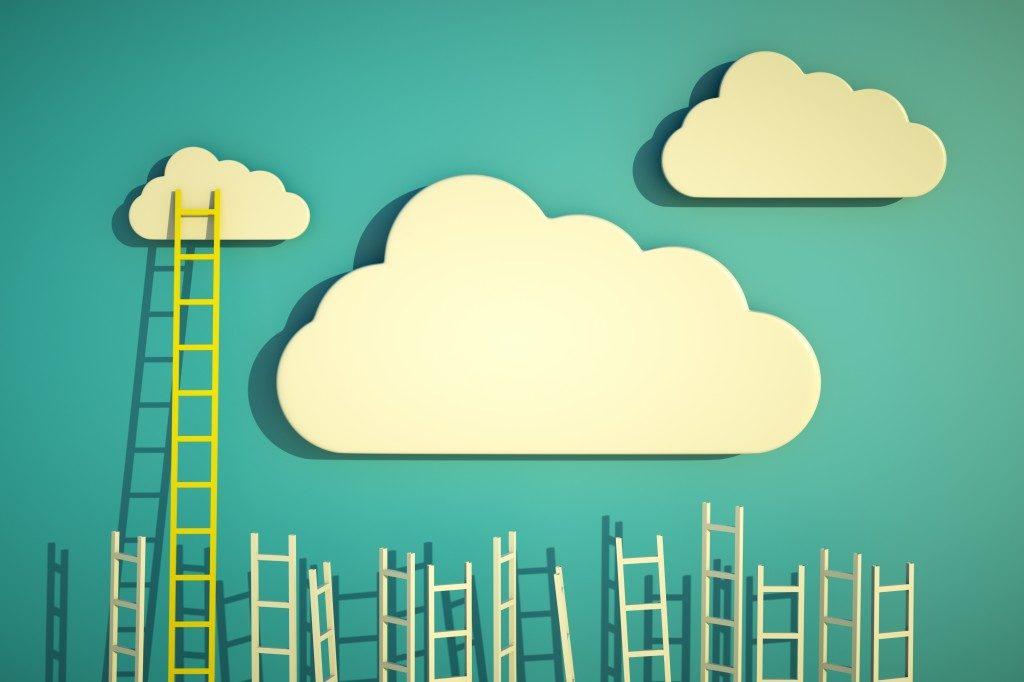 scala nelle nuvole