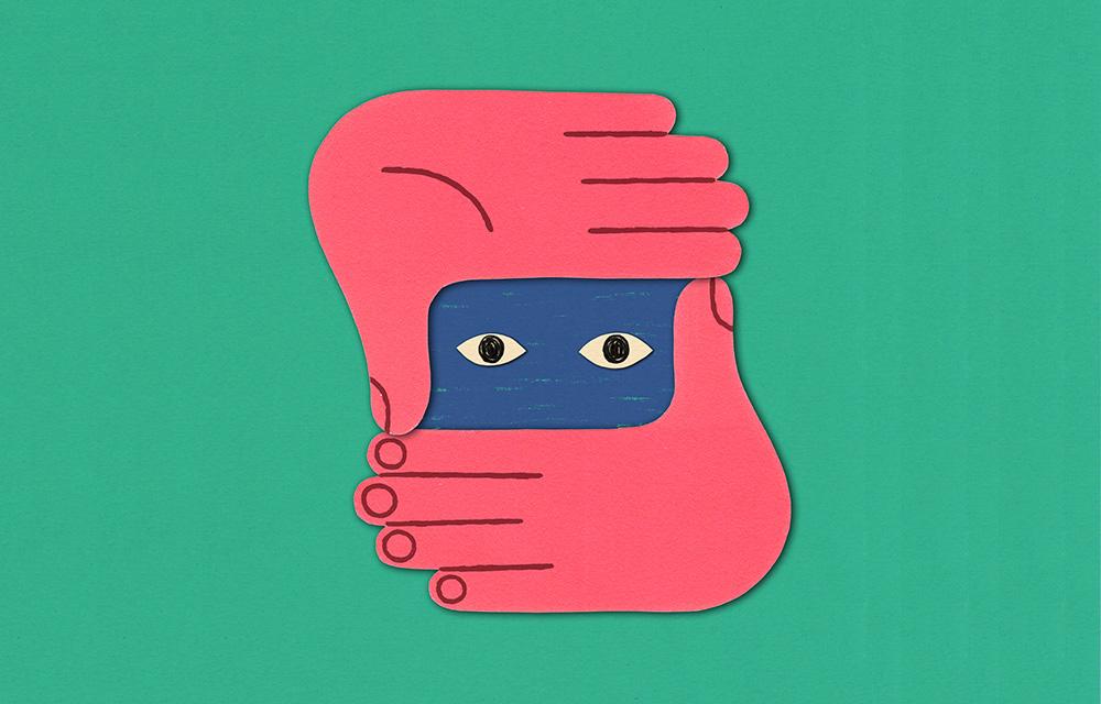 mani e occhi