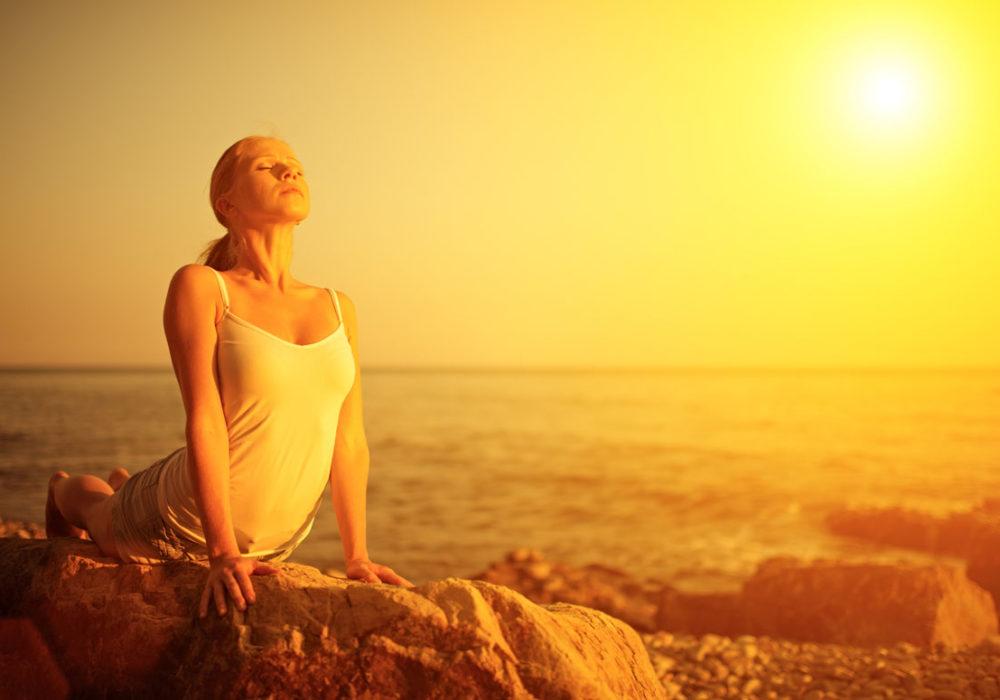 È possibile curare la depressione con lo Yoga?