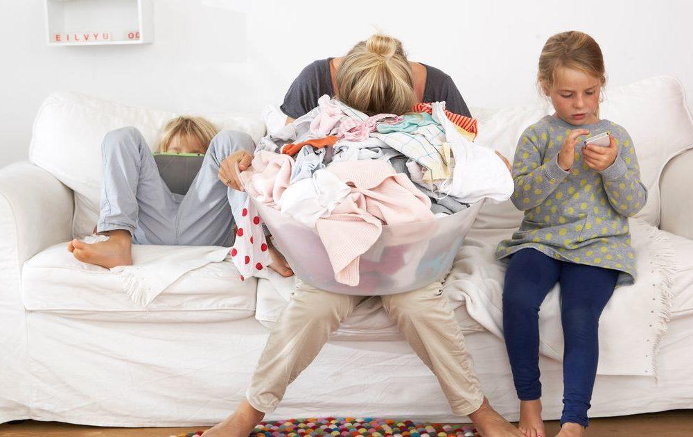I mariti stressano le mogli più dei figli