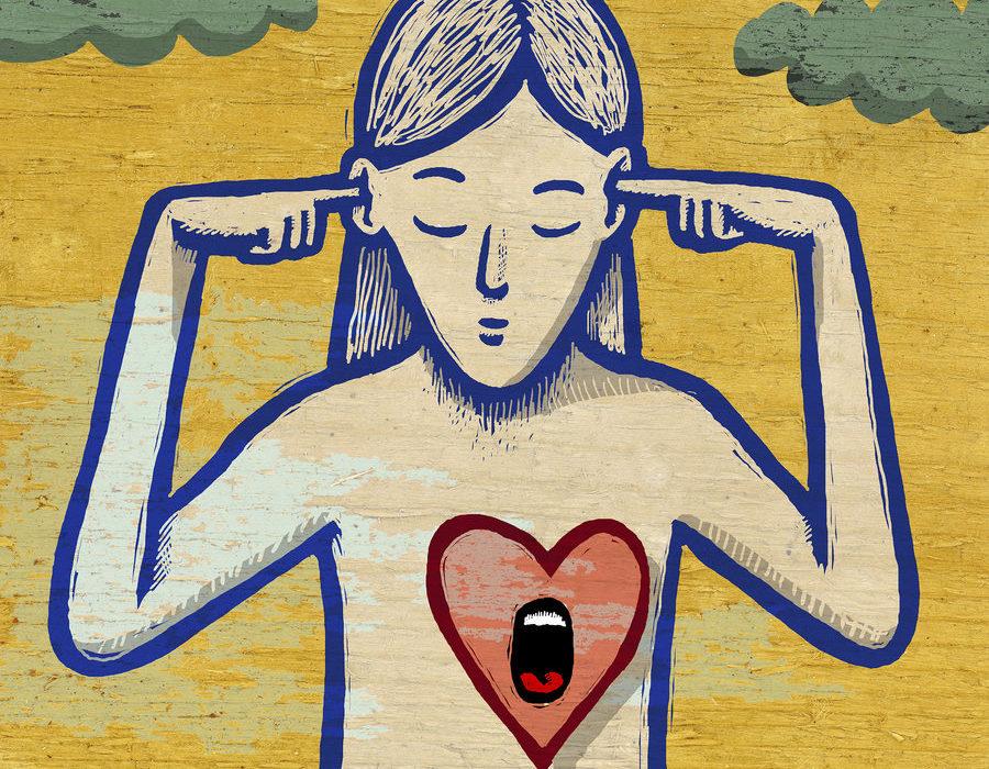 Lo stress mantenuto a lungo può causare un infarto