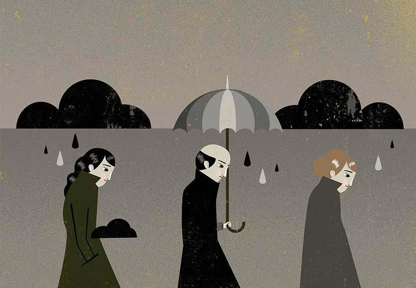 3 differenze tra tristezza e depressione che tutti dovrebbero conoscere