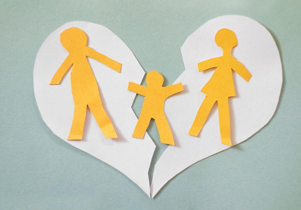 Come il divorzio influenza i figli