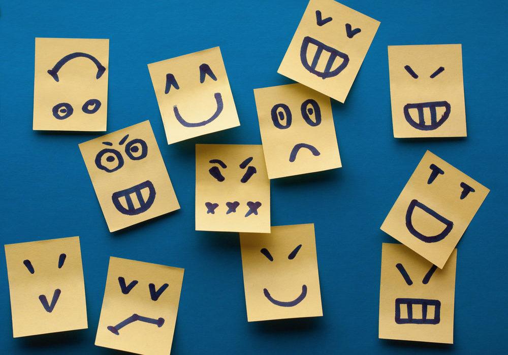 Elenco di emozioni e sentimenti