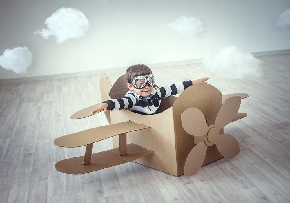 La mancanza di gioco alimenta la depressione infantile
