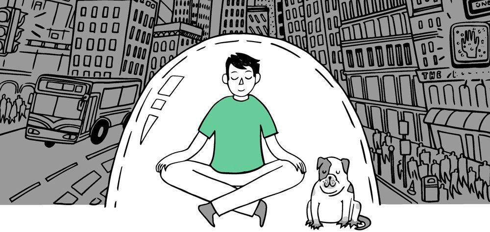 La meditazione vipassana passo a passo