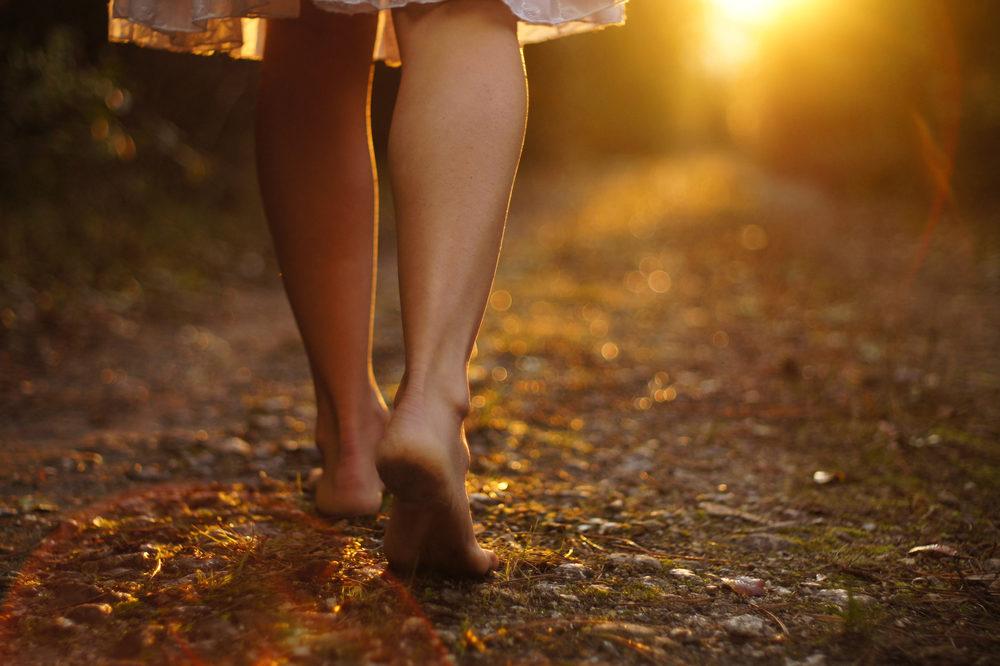 Se ami di più le scarpe che il cammino, non vale la pena percorrerlo