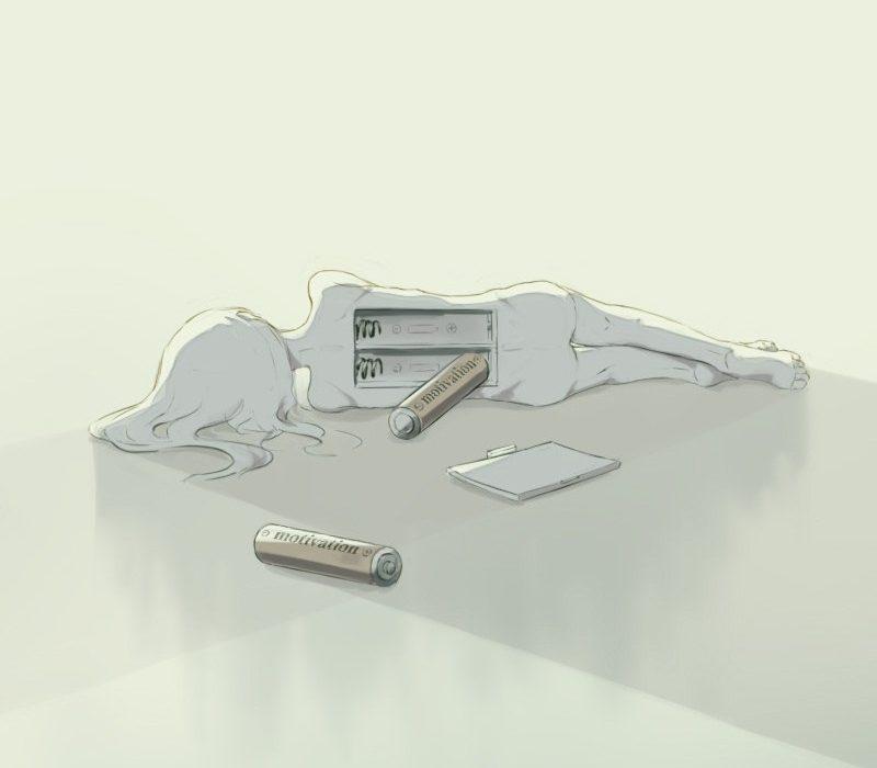 Un artista giapponese disegna quelle emozioni che tutti abbiamo provato ma non siamo riusciti ad esprimere con parole