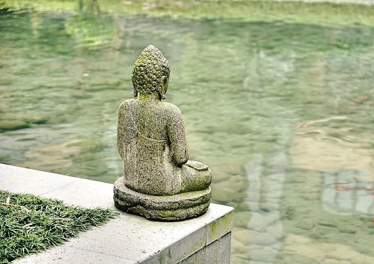 """Il potente messaggio di questo racconto buddista: """"Quando non sai cosa fare, non fare niente, la risposta sta nella calma mentale"""""""