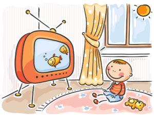 Perché i bambini guardano sempre lo stesso film?