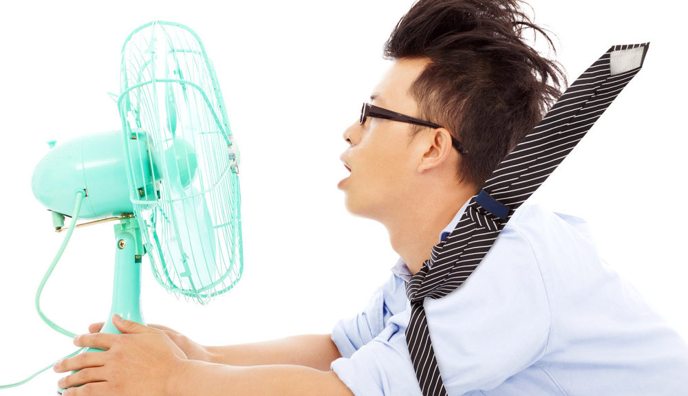 Uno studio di Harvard rivela che il calore rallenta del 13% il nostro cervello