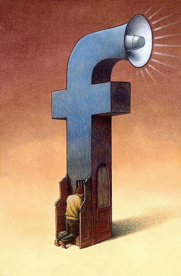 confessionale facebook