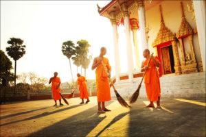 7 segreti di un Monaco buddista per liberare la mente facendo le pulizie