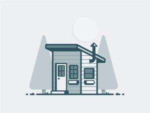La piccola casa: Un racconto per vedere il mondo con occhi nuovi