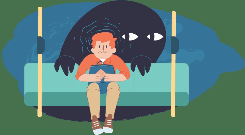 10 frasi sull'ansia per conoscerla e superarla
