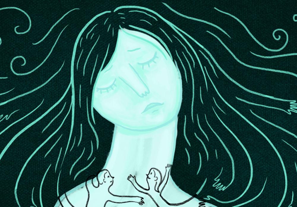 Una notte insonne può stimolare pensieri sucidi in chi soffre di depressione