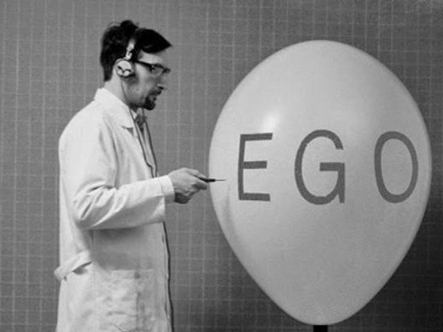 calmare il tuo ego