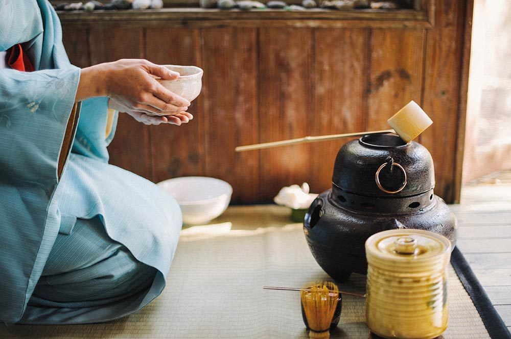 Quando non sai cosa fare, preparati una tazza di tè