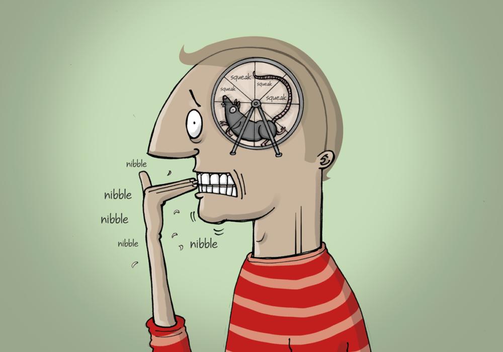 """Il profilo della persona ansiosa: le 3 """"P"""" tossiche"""
