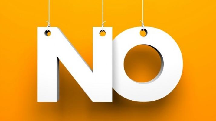 """Dici sempre di """"sì"""" quando vuoi dire """"no"""""""