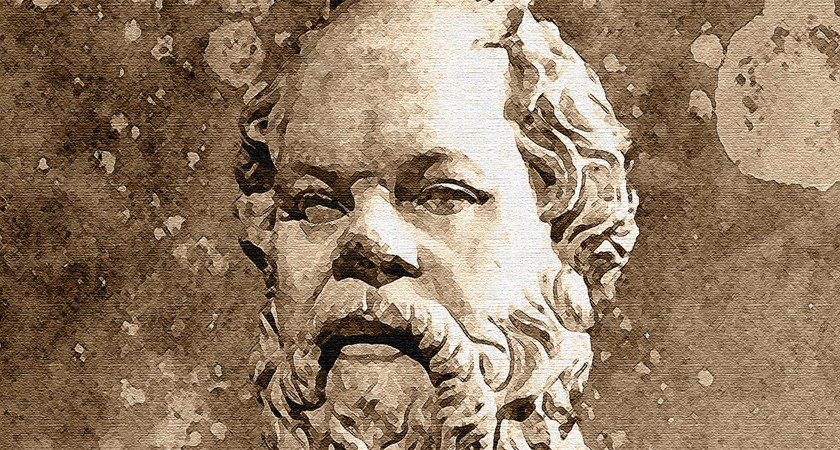15 frasi di Socrate per la vita