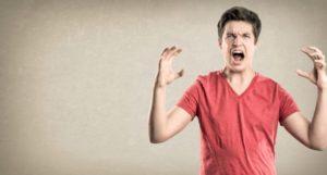 Più ti arrabbi e più ti ammali, la scienza lo conferma