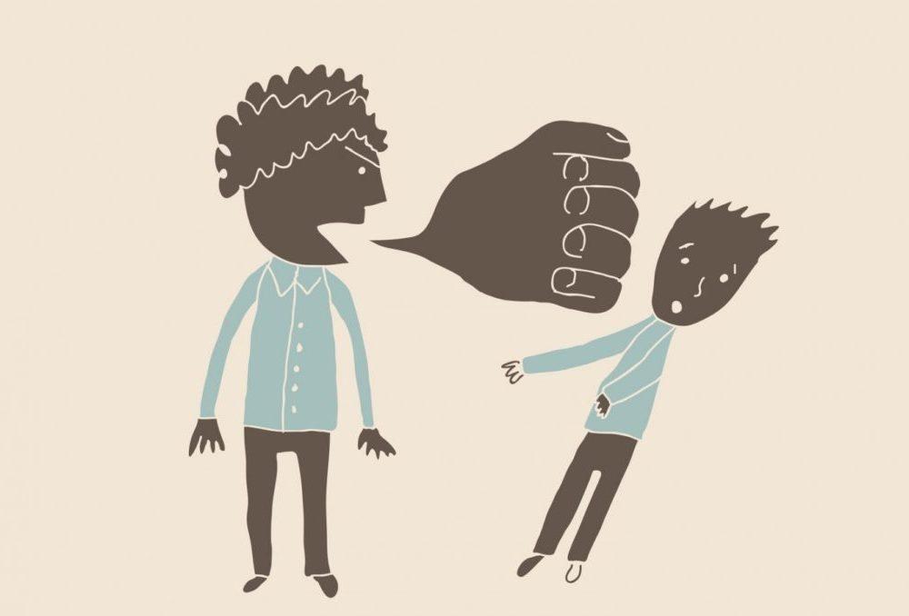Violenza verbale: parole che feriscono