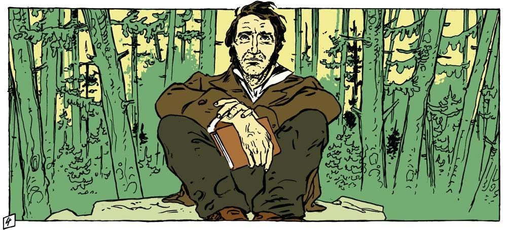 Eupeptica: la ricetta più sovversiva di Thoreau per una vita piena e libera