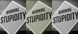 persone stupide