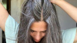 capelli bianchi stress
